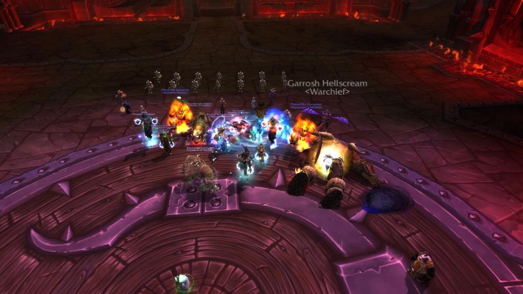 Garrosh is slain!