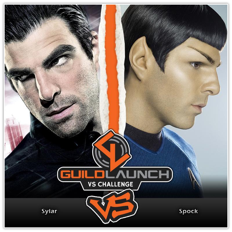 Sylar VS Spock