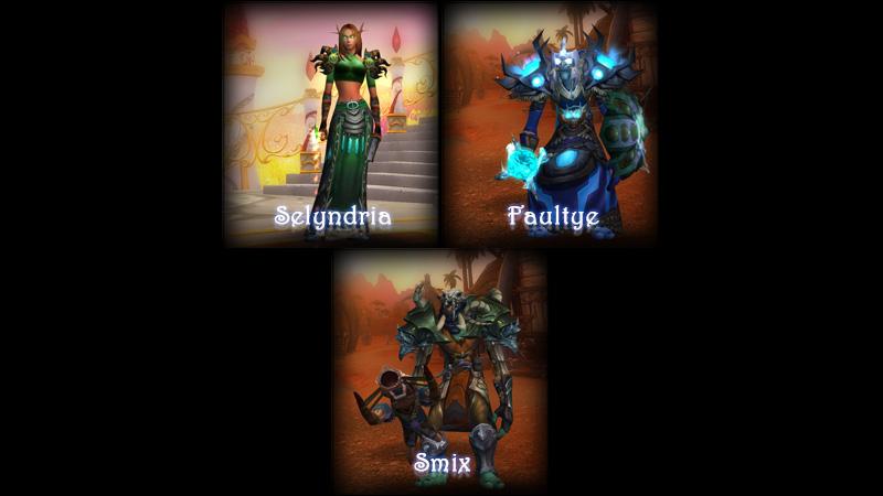 Hostile World of Warcraft Hyjal Week 2 First 100s