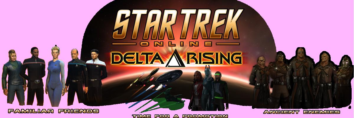 """Season 10, """"Delta Rising"""""""