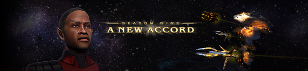 "Season 9, ""A New Accord"""