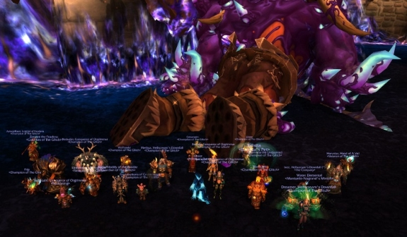 Garrosh Mythic
