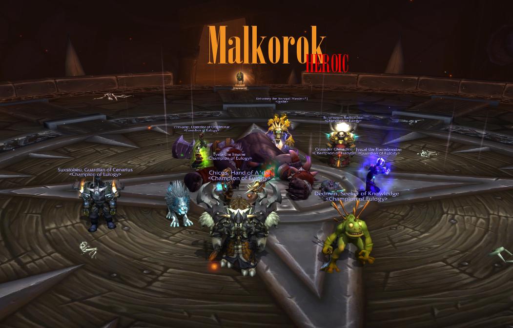 H Malkorok