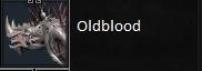 Oldblood