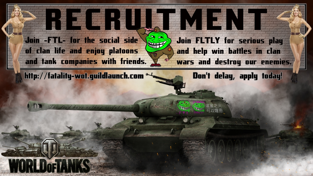 recruitement-CAPT-TROLL-TANK-FTLTY-FATAL