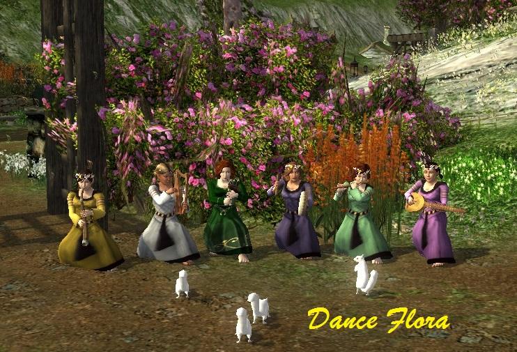 Dance Flora