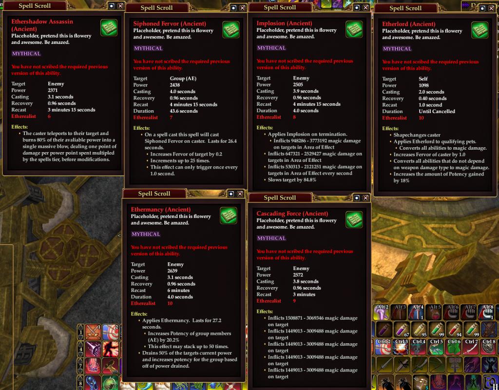 Kunark Ascending <Expansion News> - Grenricks Guidance - Maj'Dul