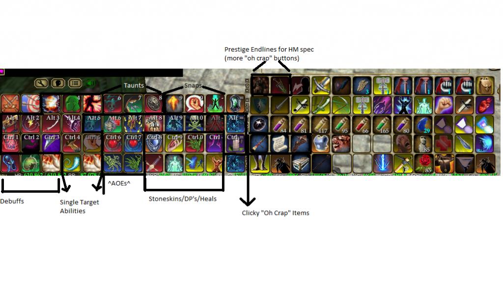 Shadowknight Guide - Grenricks Guidance - Maj'Dul - Everquest 2